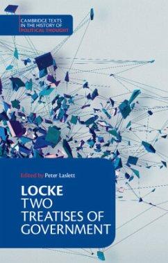 Locke: Two Treatises of Government Student edition - Locke, John