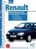 Renault Megane Scenic/Coupe/Cabriolet Baujahre 1995 bis 2000