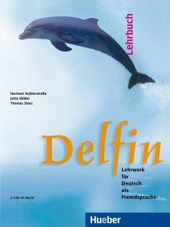 Delfin. Lehrbuch mit 2 CDs. (einbändig) - Aufderstraße, Hartmut; Müller, Jutta; Storz, Thomas