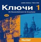 3 Audio-CDs / Kljutschi Bd.1