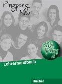Pingpong neu 2. Lehrerhandbuch