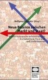 Neue Balance zwischen Markt und Staat?