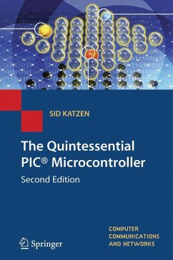 The Quintessential Pic Microcontroller - Katzen, Sid