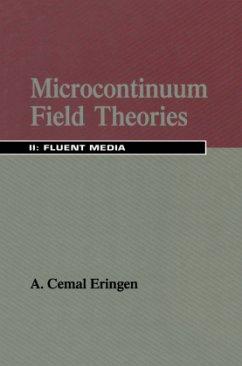 Microcontinuum Field Theories 2 - Eringen, A. C.
