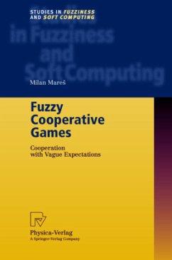 Fuzzy Cooperative Games - Mares, Milan