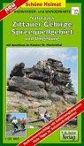 Doktor Barthel Karte Naturpark Zittauer Gebirge, Spreequellgebiet und Umgebung