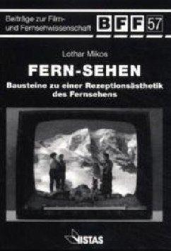 Fern-sehen - Mikos, Lothar
