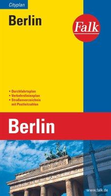 Berlin, Cityplan/Falk Pläne