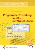 IT-Berufe. Programmentwicklung in C/C++ mit Visual Studio. Schülerband