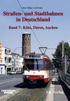 Straßen- und Stadtbahnen in Deutschland 7. Aach...