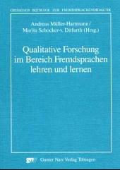 Qualitative Forschung im Bereich Fremdsprachen lehren und lernen