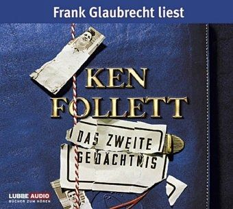 das zweite ged chtnis 5 audio cds von ken follett h rbuch. Black Bedroom Furniture Sets. Home Design Ideas
