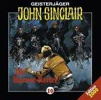 Die Horror-Reiter / Geisterjäger John Sinclair Bd.10 (1 Audio-CD)