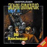 Knochensaat / Geisterjäger John Sinclair Bd.14 (1 Audio-CD)
