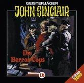 Die Horror-Cops / Geisterjäger John Sinclair Bd.16 (1 Audio-CD)