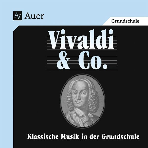 Vivaldi & Co., 1 Audio-CD - Bachmeyer, Andrea; Holzinger, Martina; Walter, Susanne