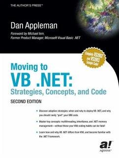 Moving to VB .NET - Appleman, Daniel