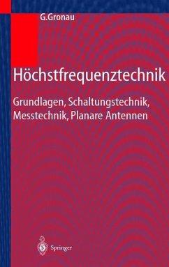 Höchstfrequenztechnik - Gronau, Gregor