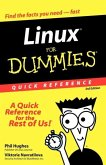 Linux For Dummies Quick Ref 3e