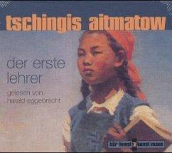 Der erste Lehrer, 2 Audio-CDs - Aitmatow, Tschingis