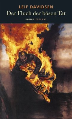 Der Fluch der bösen Tat - Davidsen, Leif