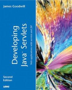 Developing Java Servlets - Goodwill, James