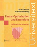 Linear Optimization and Extensions