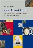 museum f r angewandte kunst frankfurt von marianne vogel buch. Black Bedroom Furniture Sets. Home Design Ideas