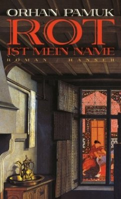Rot ist mein Name - Pamuk, Orhan