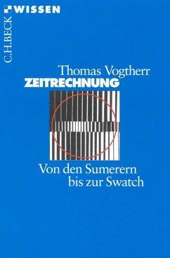 Zeitrechnung - Vogtherr, Thomas