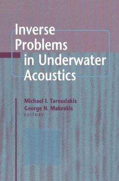 Inverse Problems in Underwater Acoustics - Taroudakis, Michael I. / Makrakis, George N. (eds.)