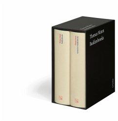 Buddenbrooks. Große kommentierte Frankfurter Ausgabe - Mann, Thomas