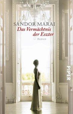 Das Vermächtnis der Eszter - Márai, Sándor