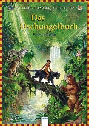 rudyard kipling dschungelbuch