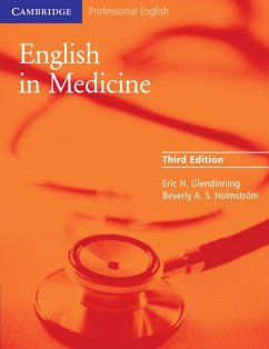 English in Medicine - Glendinning, Eric H.; Holmström, Beverly A. S.