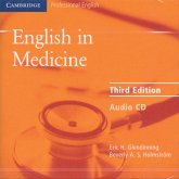 1 Audio-CD / English in Medicine