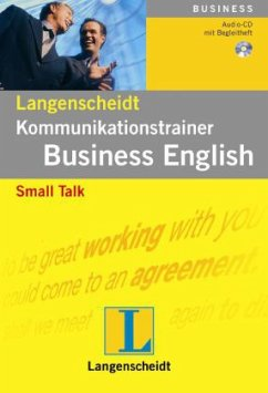 Kommunikationstrainer Business English, Audio-CDs / Small Talk, 1 Audio-CD