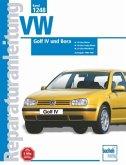 VW Golf IV / Bora 1998-1999; .