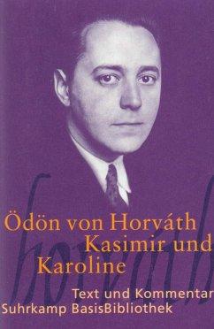 Kasimir und Karoline - Horváth, Ödön von