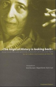 'The Angel of History is Looking back'