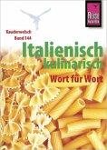 Kauderwelsch Sprachführer Italienisch kulinarisch Wort für Wort