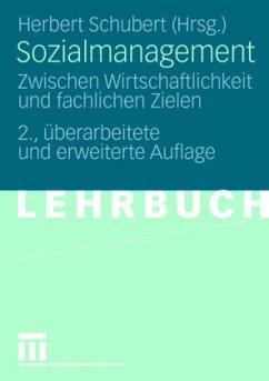 Sozialmanagement - Schubert, Herbert (Hrsg.)