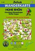 Fritsch Karte - Hohe Rhön