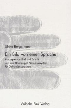 Ein Bild von einer Sprache - Bergermann, Ulrike