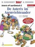 Asterix im Aarmviehteaader; Asterix als Gladiator / Asterix Bd.3 (saarländische Ausgabe)