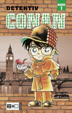 Detektiv Conan Bd.1 - Aoyama, Gosho