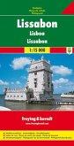 Freytag & Berndt Stadtplan Lissabon. Lisbon. Lisboa