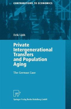 Private Intergenerational Transfers and Population Aging - Lüth, Erik