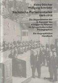 Sächsische Parlamentarier 1869-1918