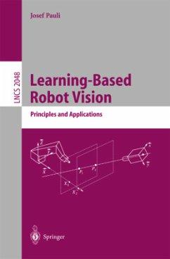 Learning-Based Robot Vision - Pauli, Josef